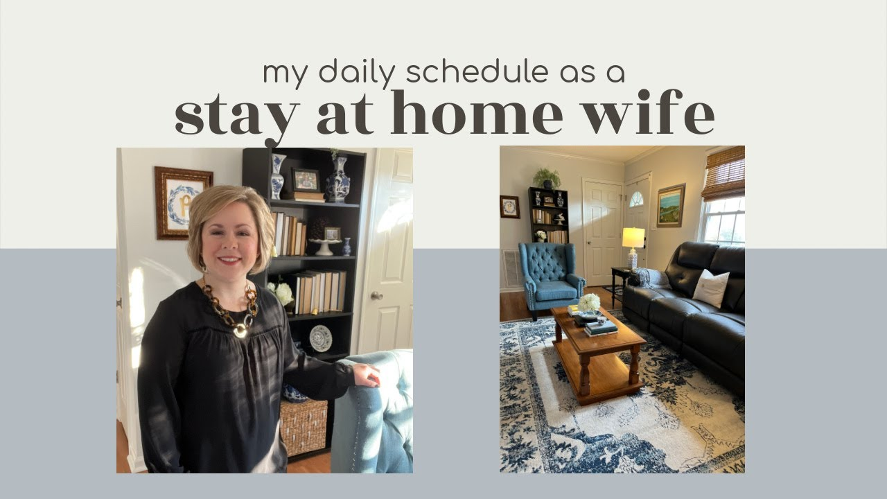 Stay at Home Mom Schedule For Kids Schedule as a Stay at Home