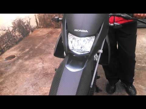 Honda Nxr Bros 2012 personalizada