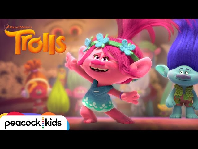 Cant Stop The Feeling! Official Movie Clip  TROLLS