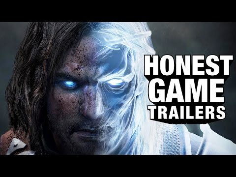 SHADOW OF MORDOR (Honest Game Trailers)