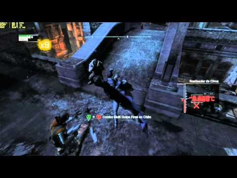 Batman: Arkham City - Patch DX11