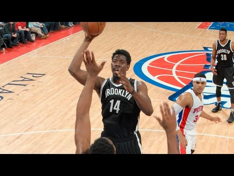 NBA D-League Gatorade Call-Up: Henry Sims to the Brooklyn Nets