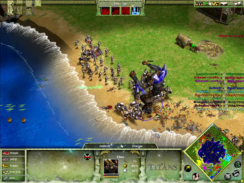 Age Of Mythology: The Titans - Gameplay