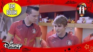 İlk 11 | 2. Sezon 79. Bölüm - TAM BÖLÜM - 159. Bölüm | Disney Channel Türkiye