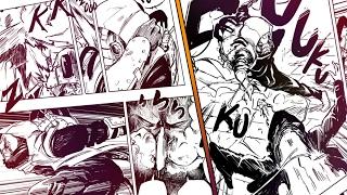 Inking 2 Full Manga Pages On Ipad Pro 12.9 [Oneshot /STEAMLEK] on Procreate