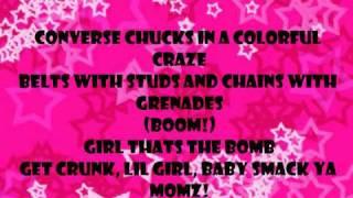 Watch Brokencyde Scene Girlz video