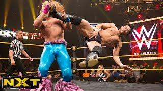 Hideo Itami & Finn Bálor vs. Tyson Kidd & Tyler Breeze: WWE NXT, Dec. 4, 2014