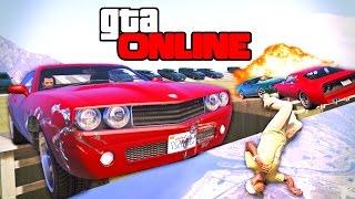 КАК ВЫЖИТЬ В GTA 5 ONLINE!? (ГТА 5 ПРИКОЛЫ - ДЕРБИ) #130
