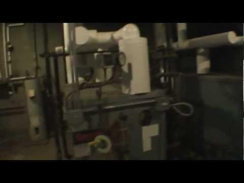 Mother of Sorrows School Boiler Room - 07/14/2012