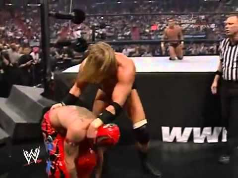 Rey Mysterio Wins Royal Rumble 2006 video