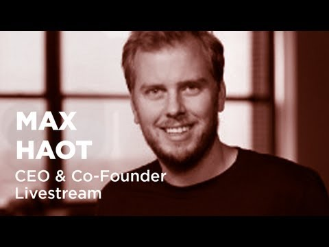 Max Haot - Co-Founder and CEO, LiveStream