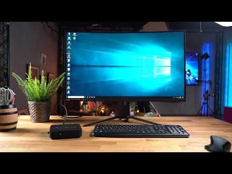 Schön klein: Mini-PC Minix Neo N42C-4 im Test