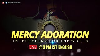 Divine Mercy Healing Adoration|Fr Mathew Naikomparambil VC|12 July 2020|Divine Retreat Centre|