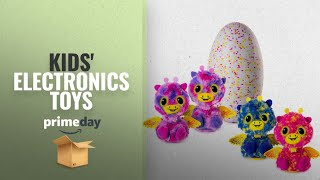 Save Big On Kids' Electronics Toys | Prime Day 2018: Hatchimals Surprise – Giraven – Hatching