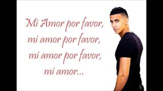 Souf - Mi amor (paroles)