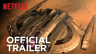Star Trek: Discovery | Official Trailer [HD] | Netflix