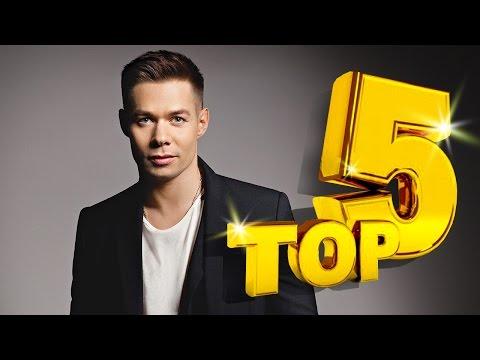 Стас ПЬЕХА - TOP 5 - Новые и лучшие песни 2016