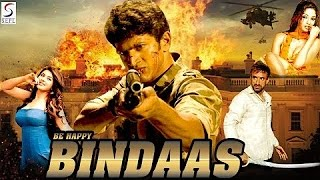 Bindaas- Full South Indian Super Dubbed Action Film - HD Latest Movie 2015