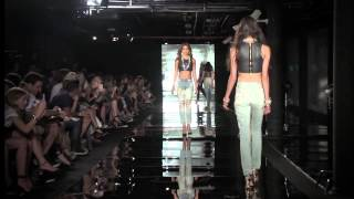 Fallon Jewelry Spring 2014 Runway Show