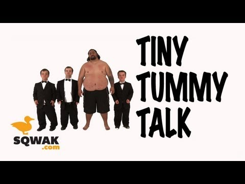 Tiny Tummy Talk:  A Little Drum Solo, an Epic Sequel