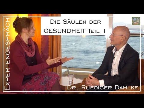 Die Säulen der Gesundheit | Integrale Medizin -Expertengespräch mit Dr. Ruediger Dahlke
