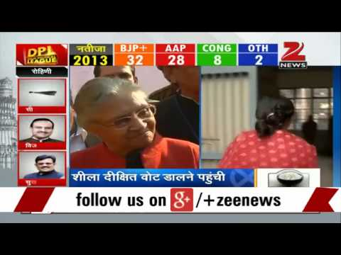"Elections have become ""personality dominated"": Sheila Dikshit"