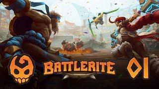 BATTLERITE #01 - Prügel unter Freunden