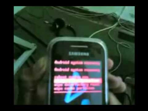 Samsung Galaxy Y (young) Root 'SuperUsuario' Tutorial [MrRagex10]