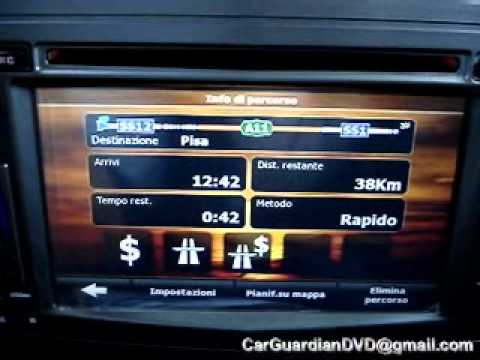 Opel Astra HD DVD 2 DIN Multimedia Plug&Play