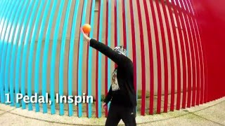 What if Contact Juggling could dance like Poi?