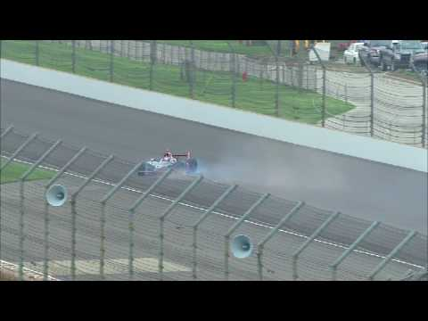 Marco Andretti fastest Video