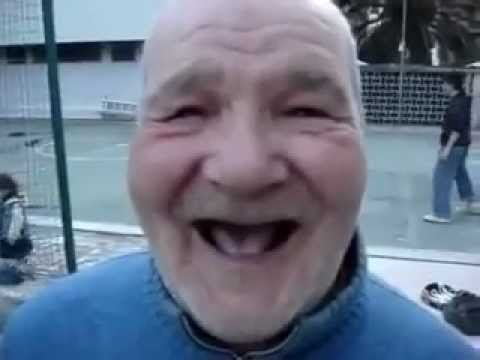 Crazy Old Laughing Italian Man For 10 Hours Youtube