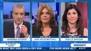 Malzberg | Malzberg Panel with Jane Velez-Mitchell and Noelle Nikpour