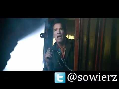 THE EXPENDABLES 2 - ¡NEW TRAILER!