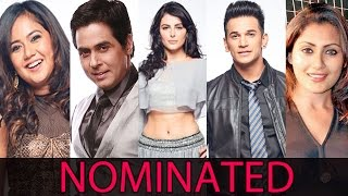 Bigg Boss 9 Double Trouble 19th October 2015 Episode | Nomination Special