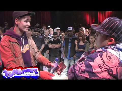 Jizz Vs Mc Riemiks League Battle (bel Vs Ned Editie) Officiele Punchoutbattles video