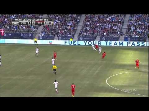 GOAL: Jozy Altidore 1st goal back in MLS | Vancouver Whitecaps vs. Toronto FC