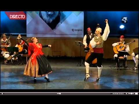 Elipe - Algora Certamen Oficial de Jota Aragonesa  2013