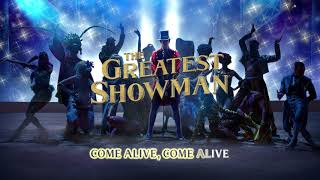 Download lagu Come Alive (from The Greatest Showman Soundtrack) [Lyric Video] gratis