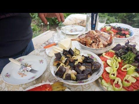 Хашлама и хоровац из ягнёнка,сделанные у Мама джан.Рецепт от Жоржа