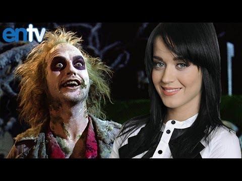 Katy Perry In Beetlejuice 2