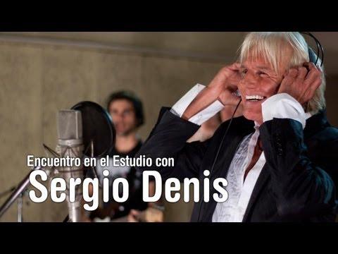 Sergio Denis - Encuentro en el Estudio - Programa Completo [HD]