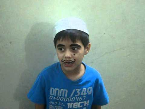 Pakistane little master funy pushto talking