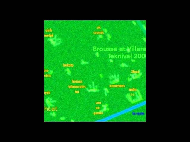 Fishcat - Mix  Teknival Brousse et Villaret 2000 Hardtek Old School