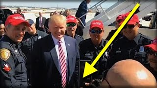 UNBELIEVABLE: SEE WHAT TRUMP HAS BEEN SECRETLY DOING FOR COPS EVERYWHERE!