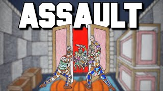 DEFENDING OUR BASE FROM THE BIGGEST CLAN - Rust
