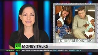Meet the billionaires behind government agendas  3/7/14  (Business)