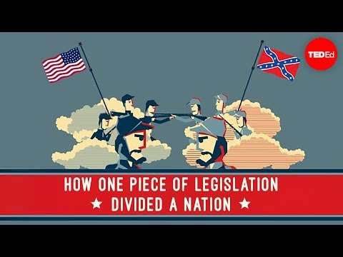 How One Piece Of Legislation Divided A Nation - Ben Labaree, Jr. video