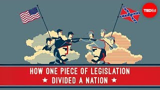 How one piece of legislation divided a nation - Ben Labaree, Jr.