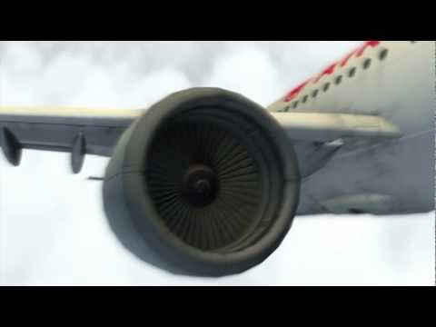 Air Canada plane makes emergency landing after engine failure